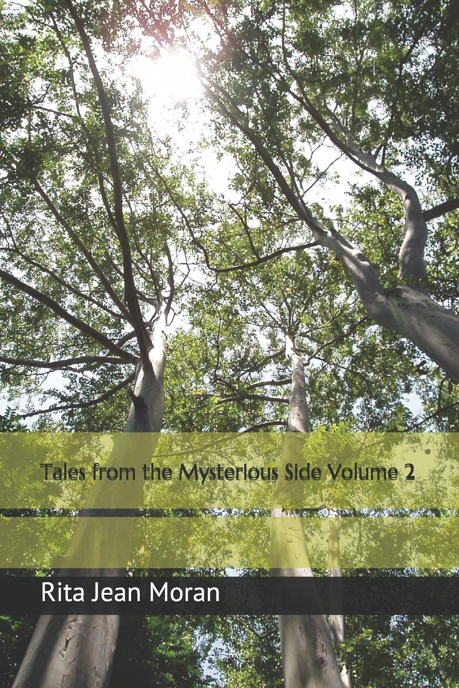 Tales from the Mysterious Side Volume 2: Rita Jean Moran ...