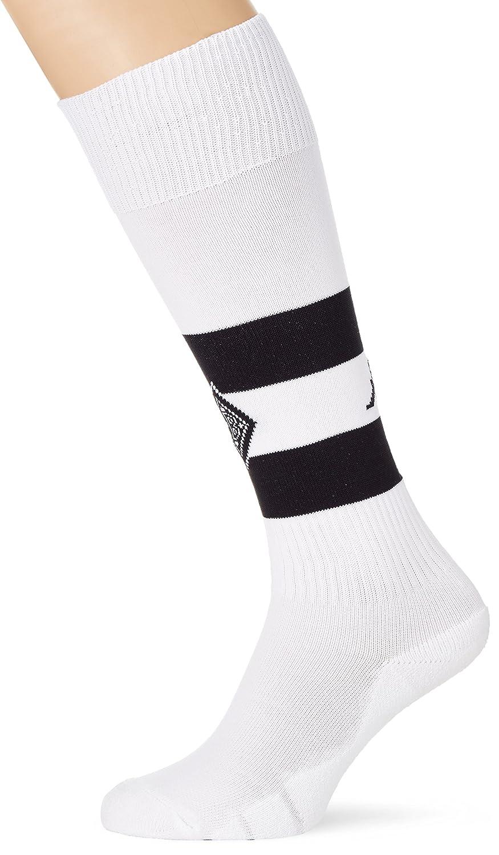Kappa Hombre Borussia Mönchengladbach doméstica de Camiseta de Medias Calcetines, otoño/Invierno, Hombre, Color Blanco (001 White), tamaño 47-50: Amazon.es: ...