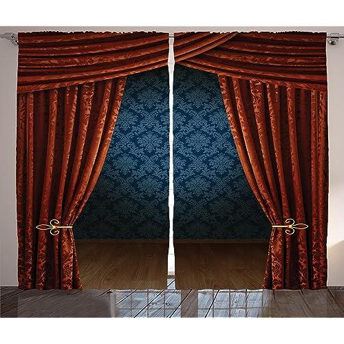 Victorian Curtains: Amazon.com