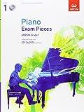 Piano Exam Pieces 2015 & 2016, Grade 1, with CD (ABRSM Exam Pieces)