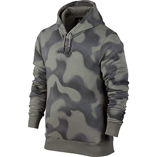 42d9accd22b4aa Nike Mens JSW P51 FLIGHT FLEECE PO 860350-018 M - RIVER ROCK DARK STUCCO