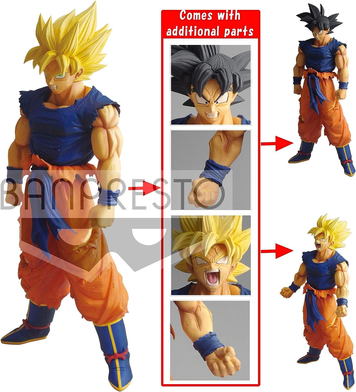 Dragon Ball Super   Figurine  Legend Battle  Goku Super Saiyan  25 cm PS25