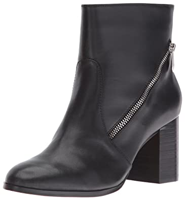 Adrienne Vittadini Footwear Womens Bob Ankle Bootie Black Size 90