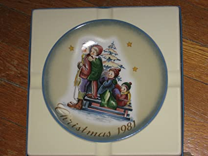 A Time to Remember Collector Plate