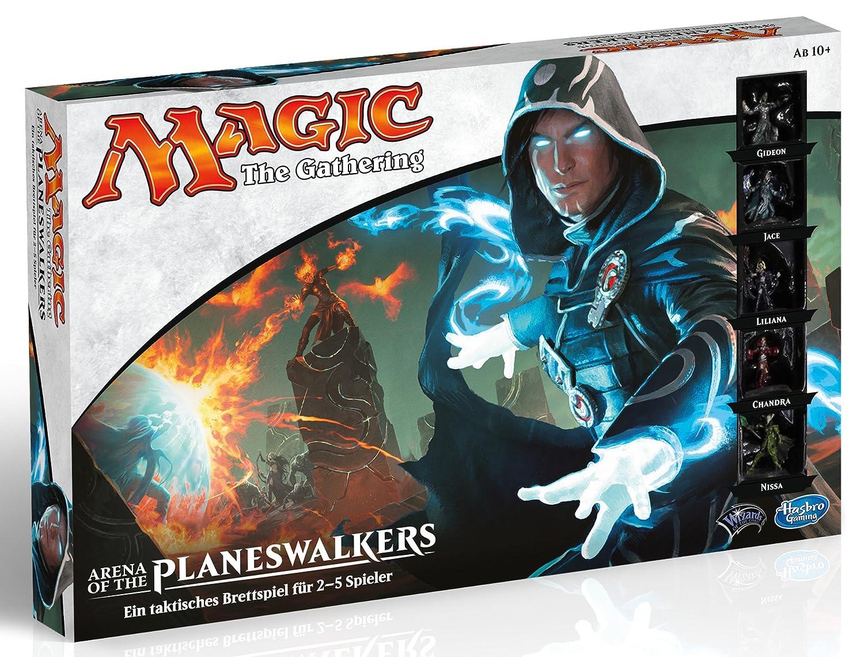 Hasbro Magic - Arena de los Planeswalkers, Juego de Estrategia (versión en alemán)