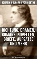 Goethe: Dichtung Dramen Romane Novellen Briefe