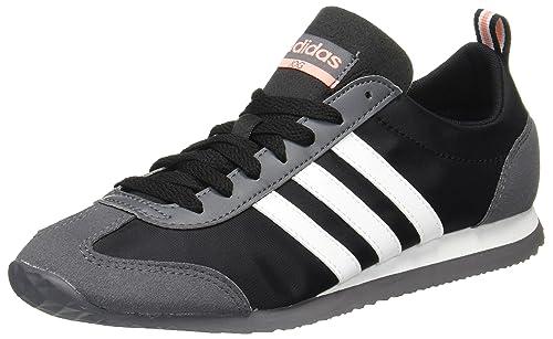 Adidas VS Jog W BB9667 bianco scarpe basse