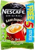 Nescafé 25% Less Sugar 3in1 (35 Count) + Free 5 sachets