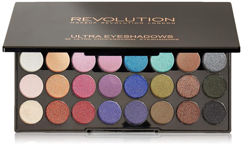 Makeup Revolution London 32 Eyeshadow MERMAIDS FOREVER by Makeup Revolution