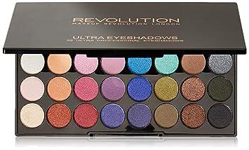 Amazon.com : Makeup Revolution London 32 Eyeshadow MERMAIDS FOREVER by Makeup Revolution : Beauty