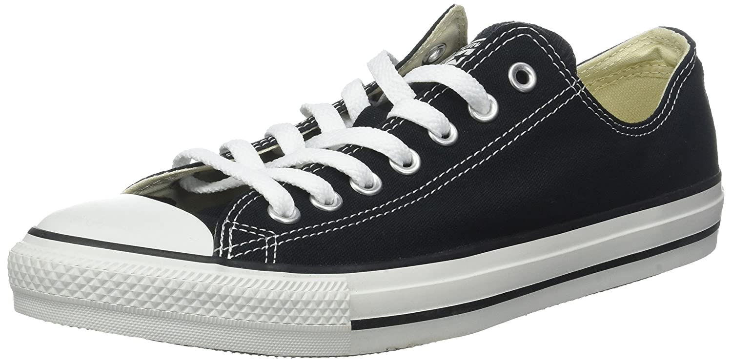 Converse All Star Hi - Zapatillas unisex 44.5|Negro