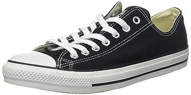 Converse 15490 - Chuck Taylor All Star Mono Ox - Baskets Basses - Mixte Adulte - Noir (Noir Mono) - 54 EU (UK: 18) fPn8M