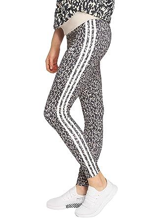 2d684ad2bb3c9 adidas Originals Damen Leggings LF beige 40: Amazon.de: Bekleidung