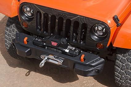 Mopar 82214565AB Jeep Wrangler Rubicon X Or HardRock Front Bumper Assembly