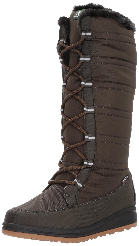 Kamik Women's Starling Snow Boot B01N0W1HHX 8 D US|Khaki