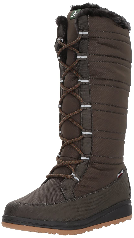 Kamik Women's Starling Snow Boot B01MY3EVLT 5 D US|Khaki