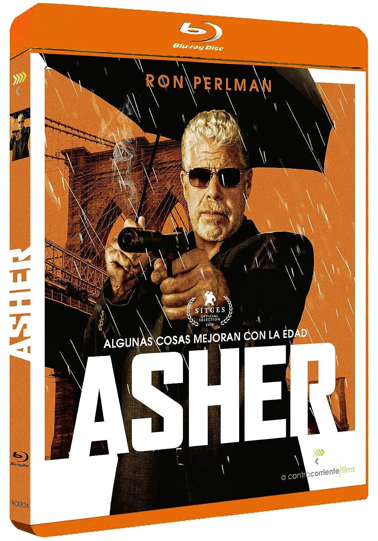 Asher [Blu-ray]: Amazon.es: Ron Perlman, Famke Janssen, Peter ...