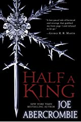 Half a King (Shattered Sea Book 1) Kindle Edition