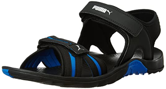 Puma Men's Comfy DP Athletic & Outdoor Sandals Sandals & Floaters at amazon