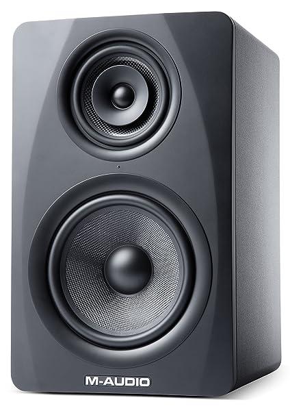 amazon com m audio m3 8 black m3 8 3 way active studio monitor rh amazon com Guitar Speaker Wiring Guitar Speaker Wiring