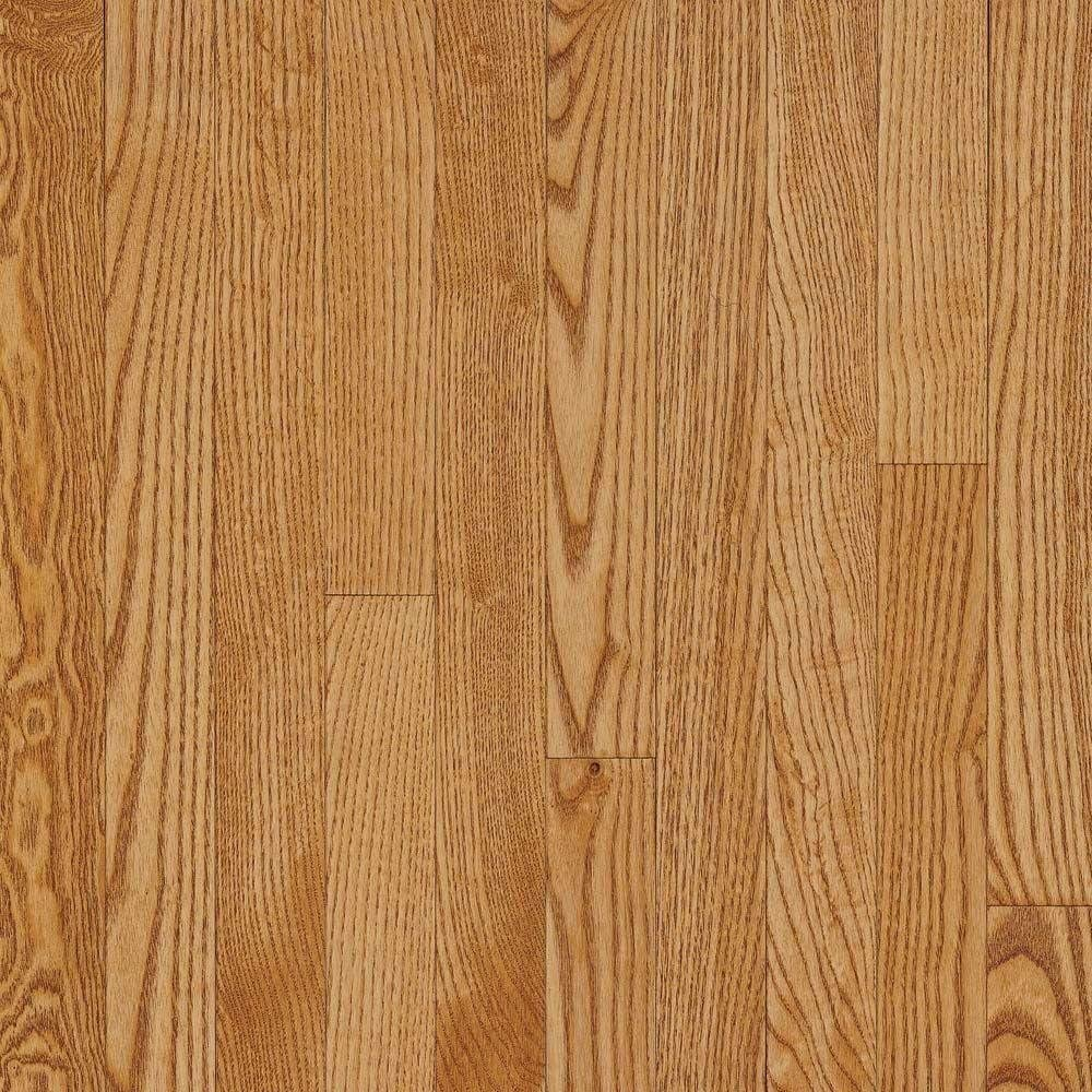 Bruce Plano Oak Marsh 3 8 In Thick X 3 In Wide X Varying Length