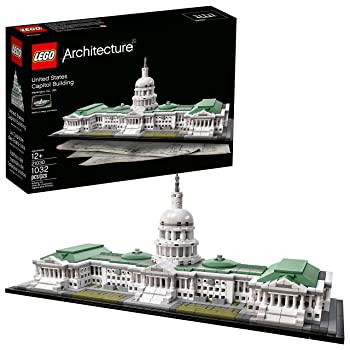 LEGO United States Capitol Building Kit