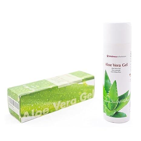 natural de aloe vera Gel para los 200 ml de wellnessin Perfección WIP GmbH I Humedad