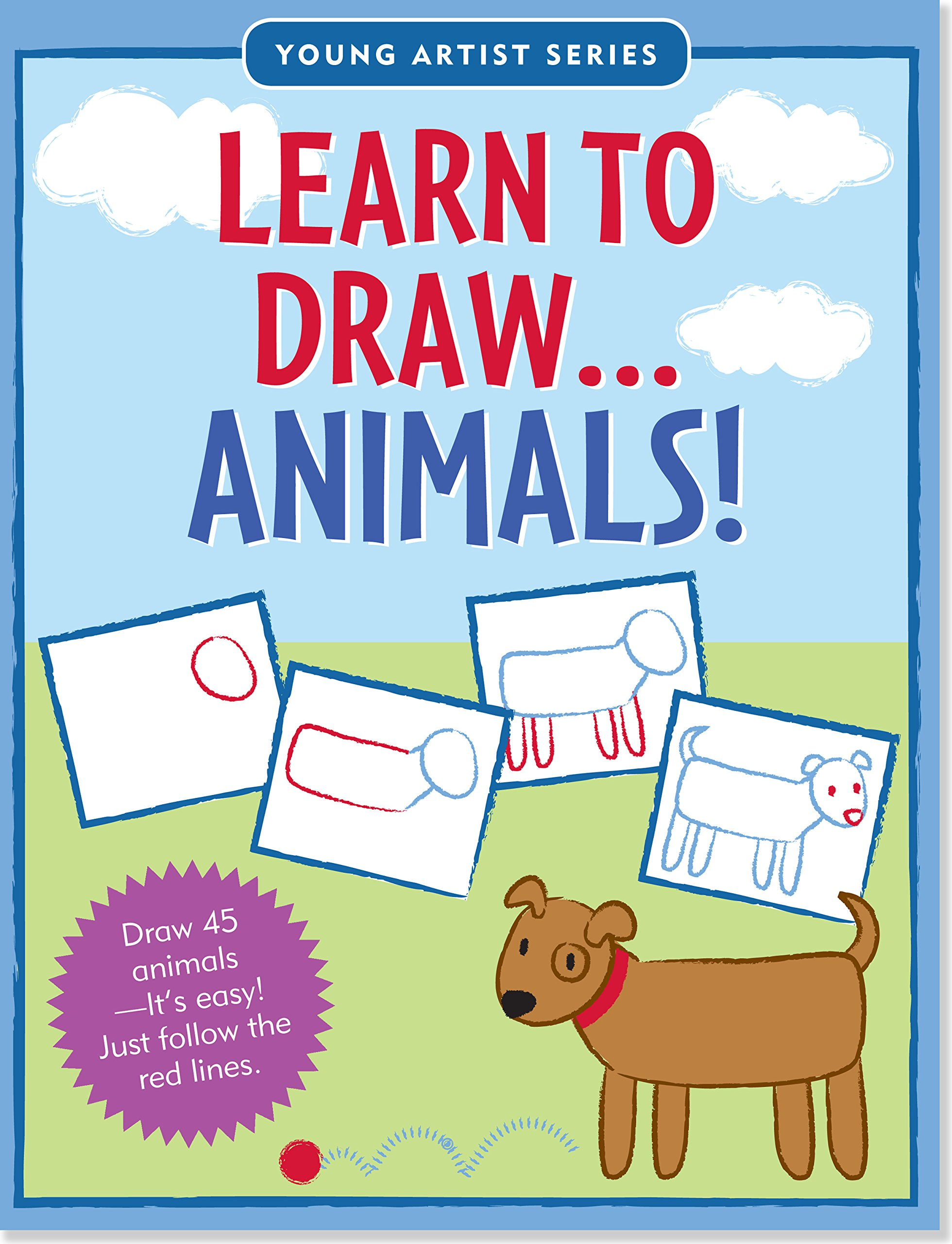 Learn Animals Step Drawing Artist product image