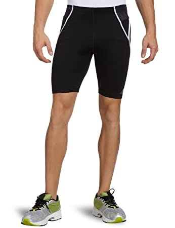 f7cfc13532b728 Adidas Men's Response Short Tights Black black/white/light onyx Size:XXL:  Amazon.co.uk: Sports & Outdoors