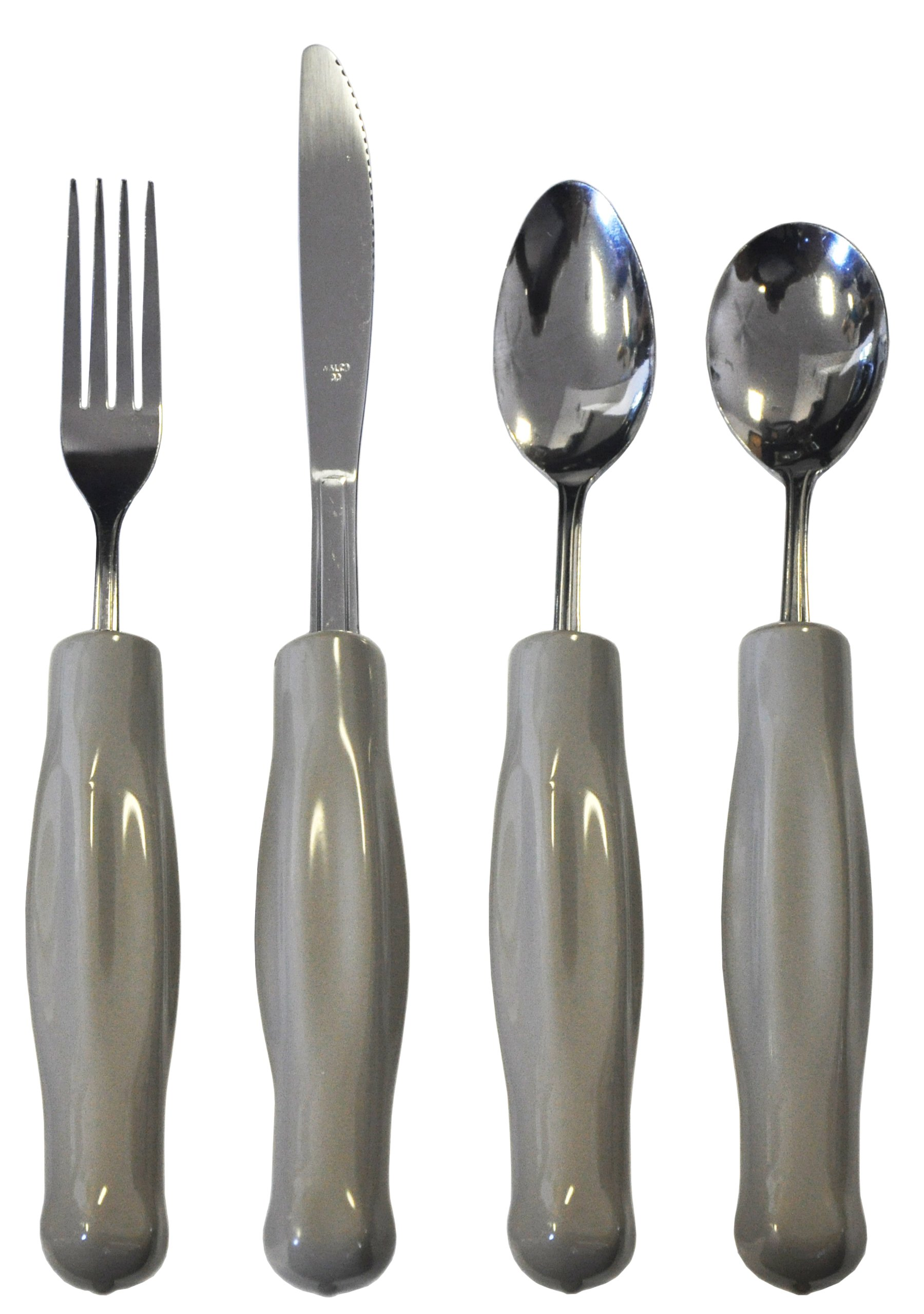 Weighted Utensils Set of Four by The Wright Stuff