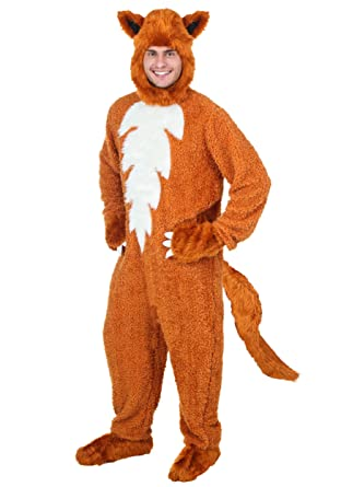 adult fox costume xl