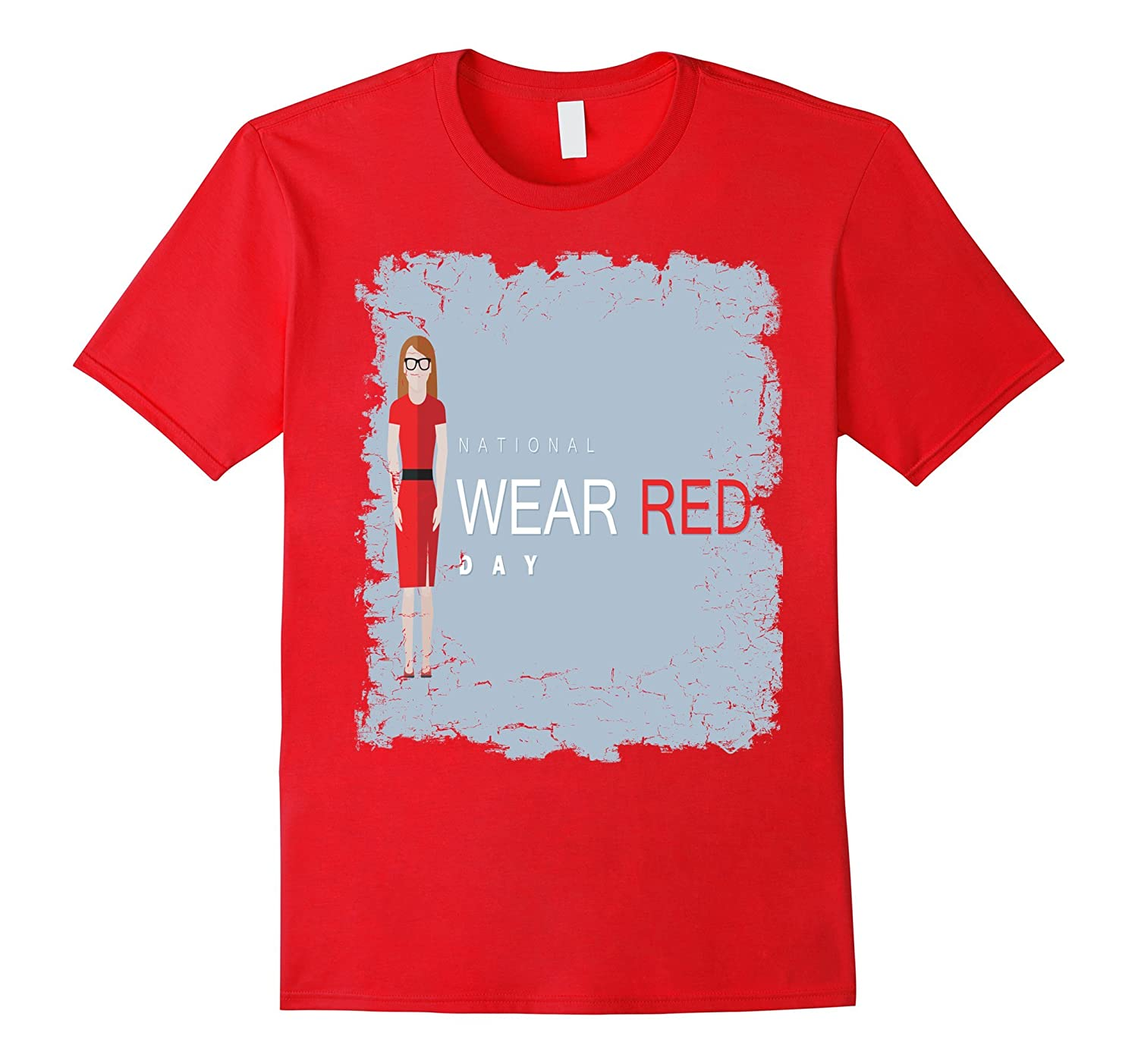 Wear red day shirt cl colamaga for What to wear with a red shirt