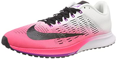 f8cdb102088fe Nike Women s Air Zoom Elite 9 Pink Running Shoe 5