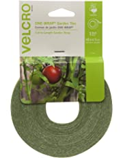 Velcro USA Plant Ties 45-Feet x 0.5-Inch Green