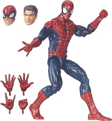 "6/"" Marvel Legend Spider-Man Green Gobin 2008 action figure hasbro toy kid gift"