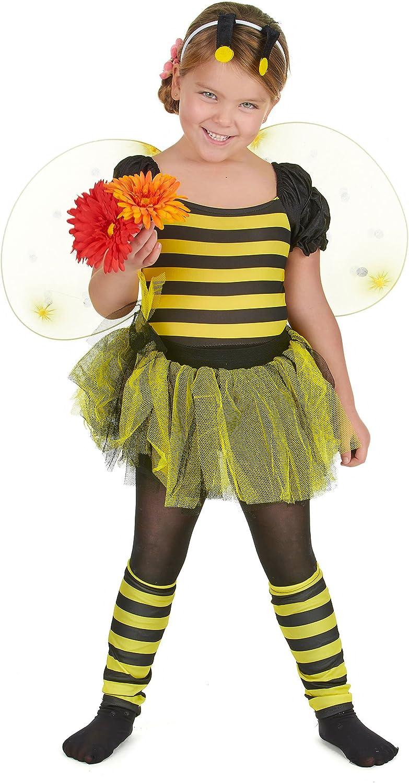 Disfraz de abeja para niña: Amazon.es: Juguetes y juegos