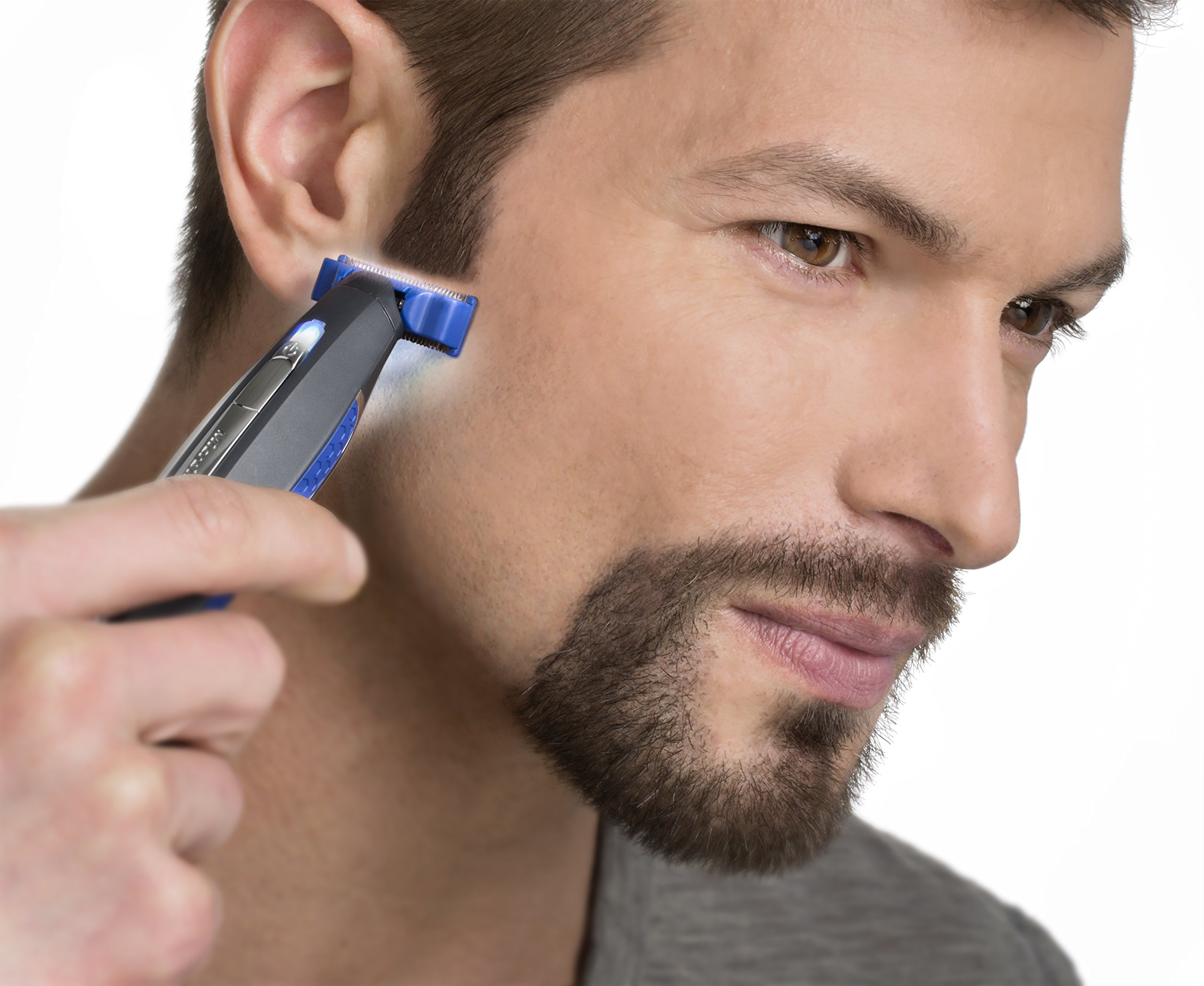 Micro Touch SOLO Rechargeable Shaver, Trimmer and Edger by Micro Touch (Image #10)