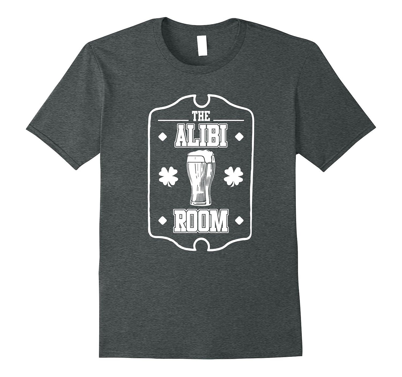 The Room Alibi Food Drink Restaurant T Shirt