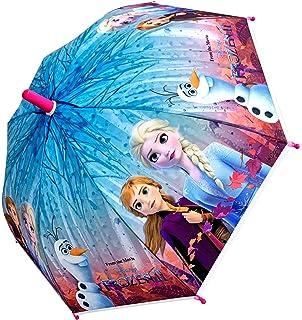 Frozen manual paraguas con luz led: Amazon.es: Juguetes y juegos