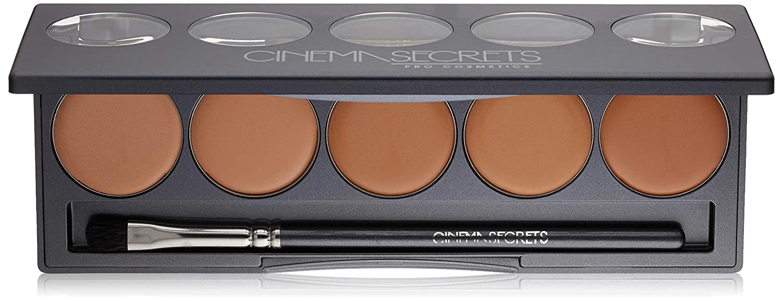 Cinema Secrets Pro Cosmetics Ultimate Foundation 5-In-1 Pro Palette 500B Series
