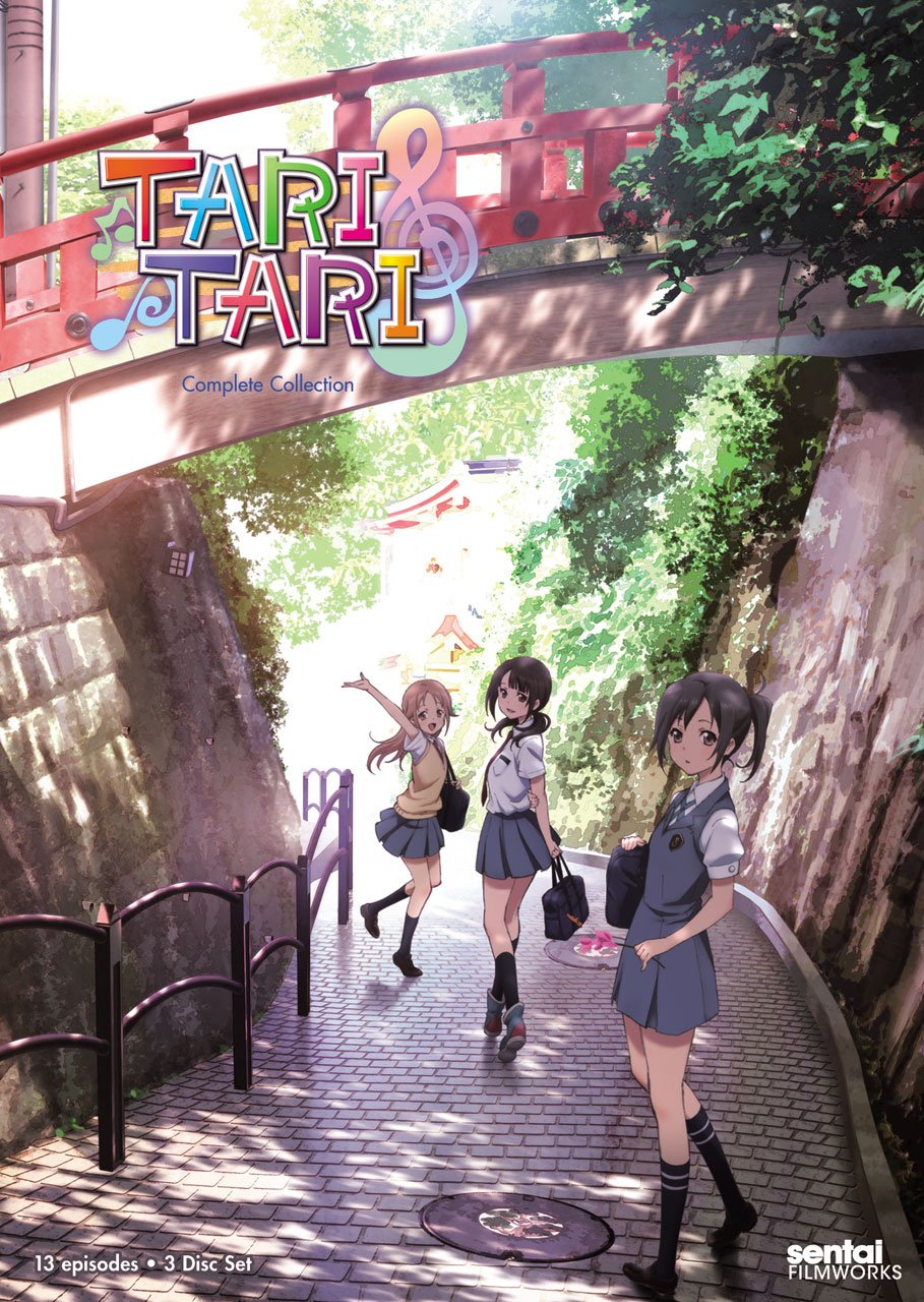 Tari Tari DVD (Sub Only)