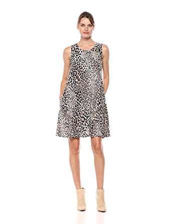 a1ceff3970e4 Karen Kane Women's Leopard Print Chloe Dress at Amazon Women's ...