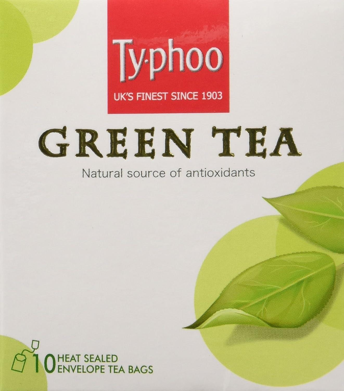 Typhoo Plain Green Tea, 20g
