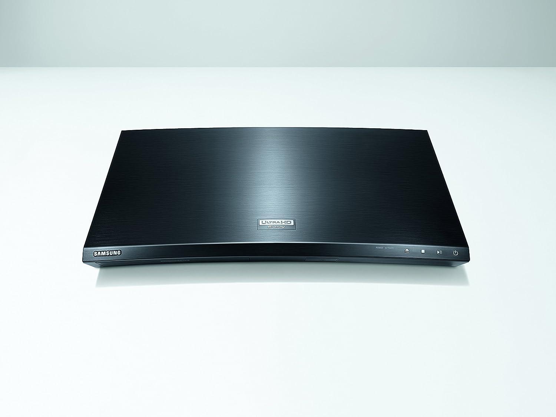 Samsung UBD-K8500 - Unidad de BLU-Ray (220-240 V, 50/60 Hz, HDMI, Wi-Fi), Color Negro: Amazon.es: Electrónica