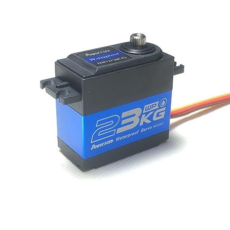 Review Power HD WP-23KG Waterproof
