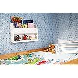 Tidy Books - Etagère de lits superposés Bunk Bed Buddy - Blanc