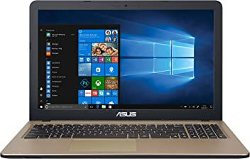 "ASUS K540LA-XX1339T - Ordenador portátil DE 15.6"" HD (Intel Core i3-5005U, 8 GB RAM, 256 GB SSD, Intel HD Graphics 5500, Windows 10 Original) Chocolate Negro - Teclado QWERTY Español"