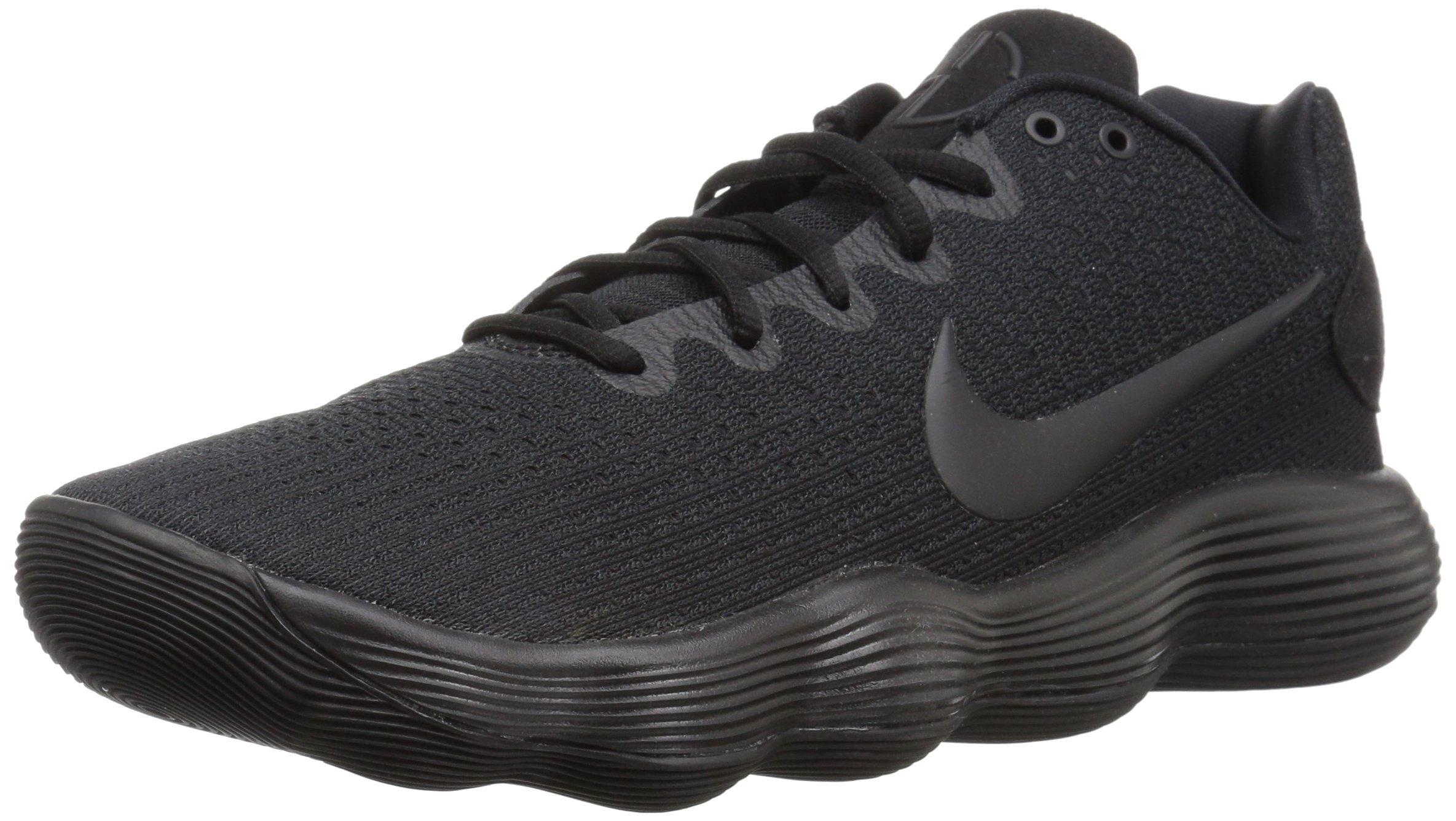 check out ea99a b3269 Galleon - Nike Men s Hyperdunk 2017 Low Basketball Shoe Black Dark Grey Size  12 M US