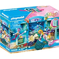 PLAYMOBIL Magic 70509 Mermaid Play Box for Ages 4 and Above