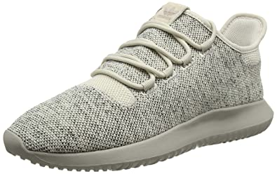 huge selection of 19ab9 a0df6 adidas - Tubular Shadow Knit Clear Brown - BB8824 - Color: Grey-Beige -